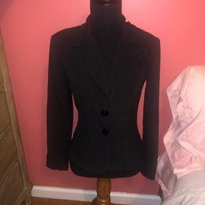 Black blazer -small